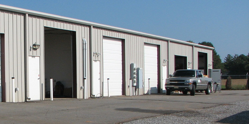 Commercial Storage Unit Rentals in Mooresville, North Carolina